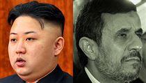 Diktátorský re�im severokorejského v�dce Kim �ong-una sm��uje zemi do �klubu� t�ch, co disponují jadernými zbran�mi. Írán v �ele s prezidentem Mahmúdem Ahmadíne�ádem tvrdí, �e jeho jaderný program slou�í k mírovým ú�el�m. | na serveru Lidovky.cz | aktu�ln� zpr�vy