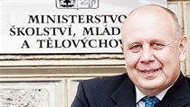 Dalibor �tys zatím vedl na ministerstvu �kolství odbor výzkumu a vývoje. | na serveru Lidovky.cz | aktu�ln� zpr�vy