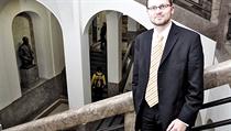 Historik Michal Stehlík je d�kanem FF UK od února 2006, d�íve p�sobil i jako nám�stek generálního �editele Národního muzea v Praze pro výstavní a sbírkotvornou �innost. | na serveru Lidovky.cz | aktu�ln� zpr�vy