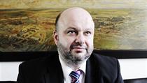 Ministr vnitra v demisi Martin Pecina. | na serveru Lidovky.cz | aktu�ln� zpr�vy