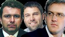 Sou�asní partne�i v EPH: (zleva) Patrik Tká� z J&T, Petr Kellner a Daniel K�etínský. | na serveru Lidovky.cz | aktu�ln� zpr�vy
