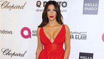 Modelka Kim Kardashian