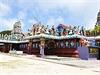 Hinduistick� chr�m na ostrov� Nagadeepa, Jaffna, Sr� Lanka