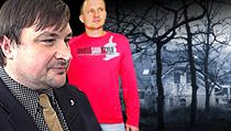 Martin Charvát a jeho ústecká mordparta zatím marn� pátrají po vrahovi Romana Housky (vlevo). | na serveru Lidovky.cz | aktu�ln� zpr�vy