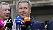 Christian Wulff hovo�í k noviná��m po vyhlá�ení osvobozujícího rozsudku 27. února v Hannoveru. | na serveru Lidovky.cz | aktu�ln� zpr�vy