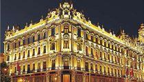 Hotel se nachází v historickém Klotyldině paláci