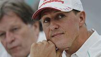 Michael Schumacher d�lá pokroky | na serveru Lidovky.cz | aktu�ln� zpr�vy