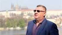 Lobbista Ivo Rittig odm�tl na policii vypov�dat v kauz�ch kolem Jany Ne�asov�, d��ve Nagyov�.
