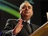 Skotský premiér Alex Salmond.