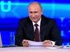 Pobaven� Vladimir Putin odpov�d� na ot�zku, jestli by ho Barack Obama zachr�nil, kdyby se topil.
