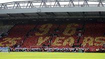 Liverpoolu vzpomn�l o víkendu na své fanou�ky | na serveru Lidovky.cz | aktu�ln� zpr�vy