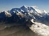 Pohled na Mount Everest a dal�í vrcholky. | na serveru Lidovky.cz | aktu�ln� zpr�vy