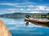 Jezero Bunyonyi, Uganda. | na serveru Lidovky.cz | aktu�ln� zpr�vy