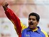 Venezuelsk� prezident Nicol�s Maduro.