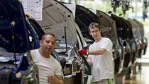 Výroba v mladoboleslavské továrn� �kody Auto. | na serveru Lidovky.cz | aktu�ln� zpr�vy