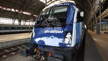Moderní vlakové soupravy vyrobila firma Siemens.   na serveru Lidovky.cz   aktu�ln� zpr�vy