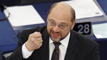 N�mec Martin Schulz, populární prezident Evropského parlamentu a jeden ze dvou... | na serveru Lidovky.cz | aktu�ln� zpr�vy