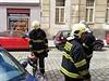 Včelstvo museli hasiči zlikvidovatpomocí speciálního luxu. | na serveru Lidovky.cz | aktuální zprávy