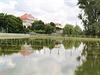 Plavecký biotop tvoří část pro plavce a neplavce, při čemž plaveckou část tvoří několik různě hlubokých lagun s vodními rostlinami