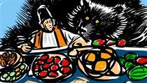Bulharsko, Rusko, mafie, ilustrace Richard Cortés | na serveru Lidovky.cz | aktu�ln� zpr�vy