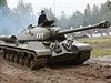 Sov�tský tank IS-3 (ilustra�ní fotografie). | na serveru Lidovky.cz | aktu�ln� zpr�vy