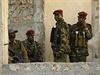 Keňská ozbrojená policie.