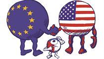 Evropská unie jedná s USA o p�elomové dohod� o volném obchodu (TTIP), bez... | na serveru Lidovky.cz | aktu�ln� zpr�vy