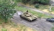 NATO zveřejnilo údajné důkazy o přesunu ruských tanků na Ukrajinu | na serveru Lidovky.cz | aktuální zprávy