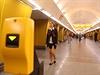 V Praze se po dvou letech otevřela stanice metra Národní třída.