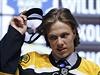 Davida Pastr��ka si vybral Boston Bruins.