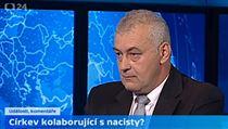 PRINT-SCREEN: Poslanec Igor Jakub�ík (�SSD) se v po�adu Události, komentá�e... | na serveru Lidovky.cz | aktu�ln� zpr�vy