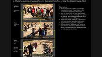 Masová poprava v iráckém Tikrítu