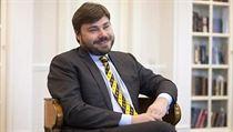Ruský miliardář Konstantin Malofejev. | na serveru Lidovky.cz | aktuální zprávy