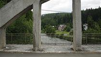 Most pova�ovaný za symbol obce Nové He�minovy, který bude opraven a tedy... | na serveru Lidovky.cz | aktu�ln� zpr�vy