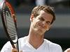 Zase špatně. Andy Murray po jedné z výměn.