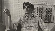 Z v�stavy Davida Bowieho v Martin Gropius Bau