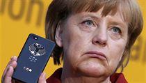 Angela Merkelová byla dosud v��i USA velice shovívavá. Kv�li nejnov�j�í... | na serveru Lidovky.cz | aktu�ln� zpr�vy