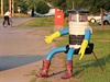 Robot HitchBot chce procestovat celou Kanadu. | na serveru Lidovky.cz | aktu�ln� zpr�vy