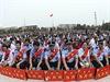 """Čínské úřady vyznamenaly příslušníky ozbrojené policie za """"potlačení násilí a..."""