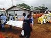 Zdravotníci bojují s bezprecedentní epidemií krvácivé horečky eboly v západní...