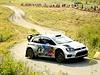 Francouz Sebastien Ogier se svým Volkswagenem Polo WRC b�hem Finské rallye. | na serveru Lidovky.cz | aktu�ln� zpr�vy