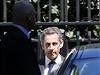Nicolas Sarkozy opou�t� 2. �ervence pa��sk� d�m.