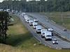 Rusk� konvoj se bl�� k hranic�m Ukrajiny.