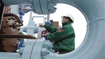 Dodávky plynu p�es Ukrajinu jsou ohro�eny (ilustra�ní foto). | na serveru Lidovky.cz | aktu�ln� zpr�vy