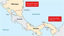 Panamský pr�plav a p�ipravovaný Nikaragujský pr�plav | na serveru Lidovky.cz | aktu�ln� zpr�vy