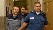 Soud v Litoměřicích podmíněně propustil Alexandra Nováka