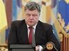 Ukrajinský prezident Petro Poro�enko p�i svém projevu. | na serveru Lidovky.cz | aktu�ln� zpr�vy