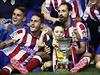 Vít�zové �pan�lského poháru z Atlétika Madrid. | na serveru Lidovky.cz | aktu�ln� zpr�vy