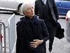 �editelka Mezin�rodn�ho m�nov�ho fondu Christine Lagardeov� ozn�mila, �e byla...