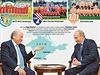 Moskva začlenila tři krymské kluby do svých soutěží. Ukrajinci protestují. Hraje se o to, zda na Rusko dopadnou sankce FIFA.
